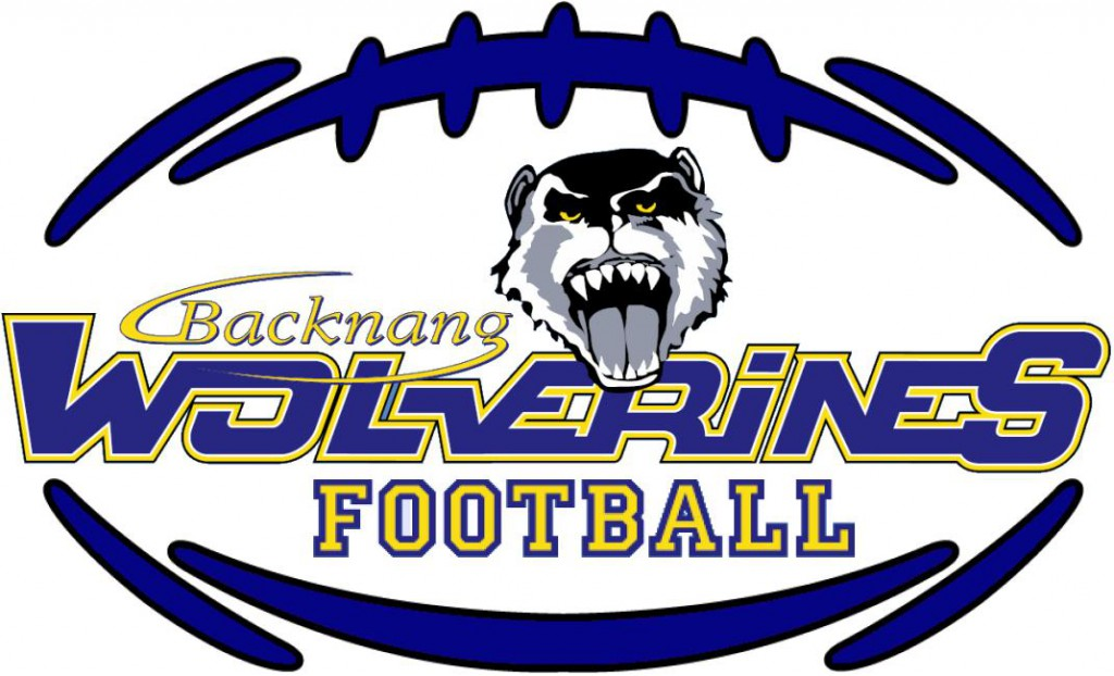 Wolverines Football Logo